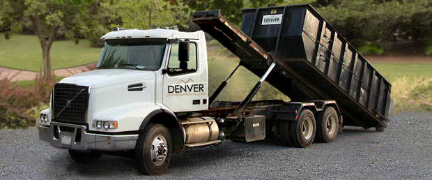 About Denver Dumpster Rental
