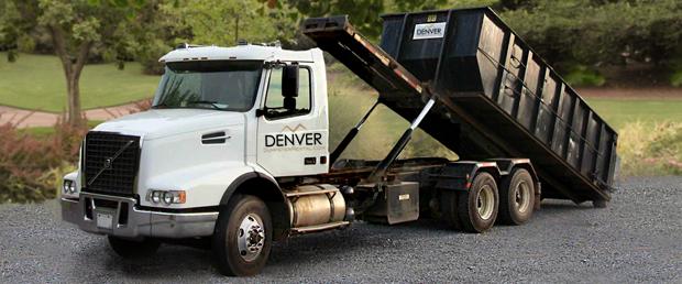 About Denver Dumpster Rental